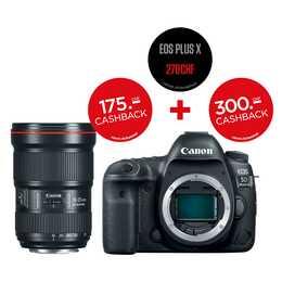 CANON EOS 5D Mark IV + EF 16-35mm 2.8L III (30.4 MP, NFC, WLAN)