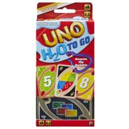 MATTEL Games UNO H2O to go