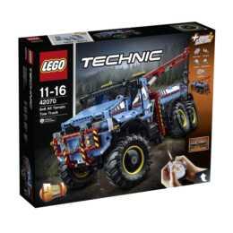 LEGO Technic Camion Autogrù 6x6 (42070)