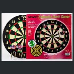 BEX SPORT Dartboard Friendly (45.7 x 2.5 cm)