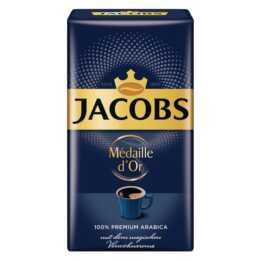 JACOBS Café moulu Café crème Médaille d'Or (500 g)