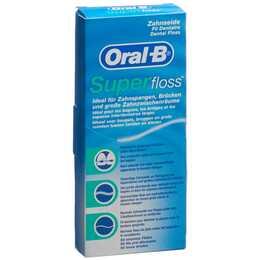 ORAL-B Superfloss Fil dentaire