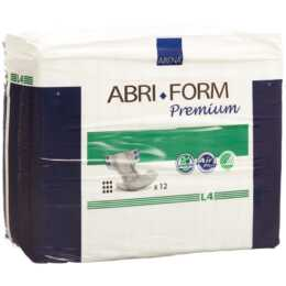 ABRI-FORUM Premium L4 Serviette périodique (12 Pièce, Large)