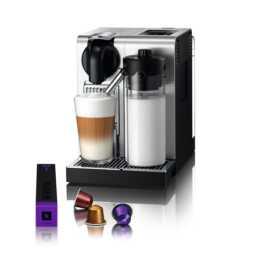 DELONGHI Lattissima Pro EN 750.MB (Nespresso, Silber)