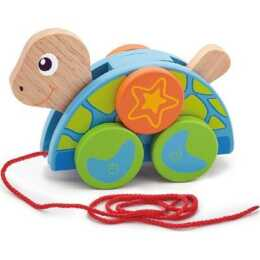 NEW CLASSIC TOYS Giocattoli da tirare Schildkröte