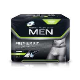 TENA Men Premium Fit Protective Underwear Level 4 M