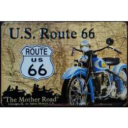 PUAG Attache U.S. Route 66
