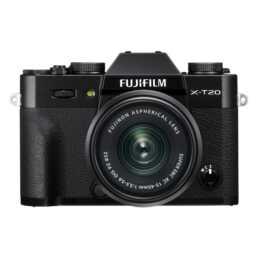 FUJIFILM X-T20 Nero + XC15-45mm f/3.5-5.6 OIS PZ