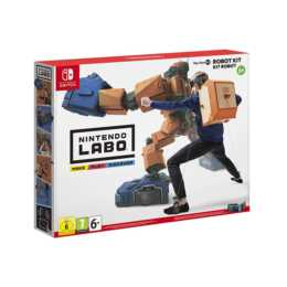 Nintendo Labo Robot Kit - kit accessori