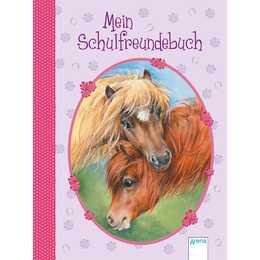 ARENA Freundschaftsbuch Ponys