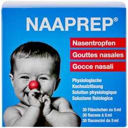 NAAPREP Nasentropfen (Nase, 30 x 5 ml)