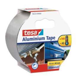 TESA Ruban adhésif aluminium 10 m x 50 mm