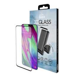 EIGER Displayschutzglas Samsung Galaxy A40 (Hochtransparent)