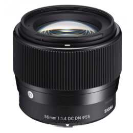 SIGMA Festbrennweite 56 mm F1.4 DC DN SO