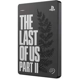 SEAGATE Game Drive for PS4 The Last of US II Edition (USB 3.0, 2000 GB, Nero)