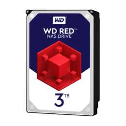 WD Red 3 To Serial ATA III série