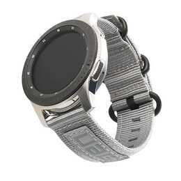 URBAN ARMOR GEAR Nato Galaxy Watch Armband (Schwarz)