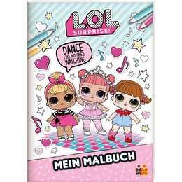 L.O.L. Surprise! Mein Malbuch