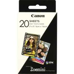 CANON Zink Fotopapier (Weiss)