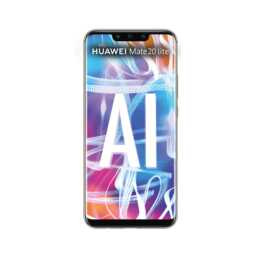 "HUAWEI Mate 20 lite (6.3"", 64 GB, 20 MP, Noir)"