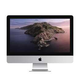 APPLE iMac Retina 4K (2019) (Intel Core i3, 8 GB, 256 GB SSD, Silber)