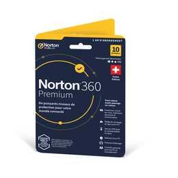 NORTON 360 Premium (Abbonamento, Francese)