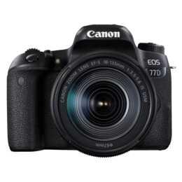 CANON EOS 77D 18-135mm f/3.5-5.6