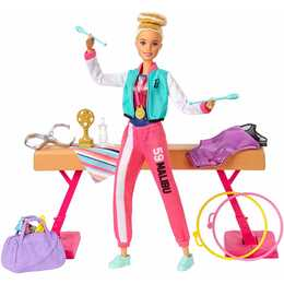 BARBIE Gymnastic