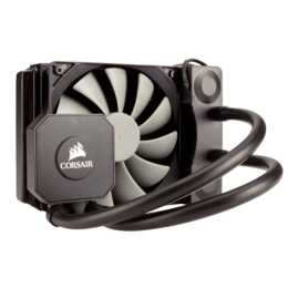 CORSAIR Hydro Series H45 Performance Liquid CPU Cooler