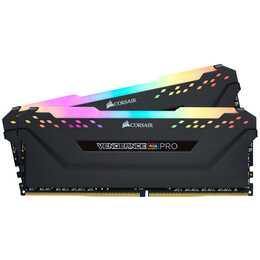 CORSAIR Vengeance RGB PRO Black (2 x 16 Go, DDR4-SDRAM, DIMM 288-Pin)