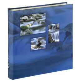 Album fotografico HAMA Singo, 10 x 15 cm, blu, 400 pz.