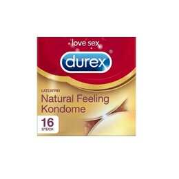 DUREX Kondome Natural Feeling (16 Stück)