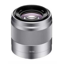 SONY SEL50F18 50 mm f/1.8