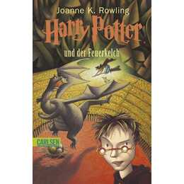 Harry Potter 4 und der Feuerkelch (Harry Potter 4)