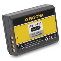 Batteria PATONA per Canon LP-E10