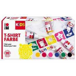 MARABU Textilfarbe Kids (Mehrfarbig)