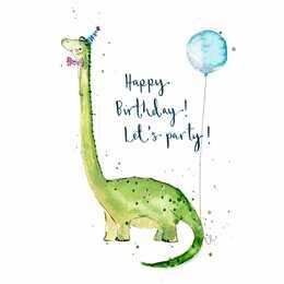 CART Glückwunschkarte (Geburtstag)