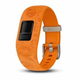 GARMIN Star Wars Light Side Armband (Orange, Vivofit jr. 2, Vivofit jr.)