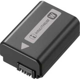Batterie SONY NP-FW50, noire