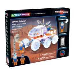 LASER PEGS Mars Rover kit di costruzione