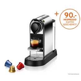 KRUPS Citiz XN741 (Nespresso, Cromo)