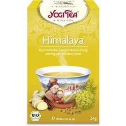YOGI TEA Himalaya Ginger Harmony Tè condito (Bustina di tè, 17 pezzo)