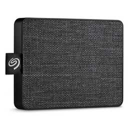 SEAGATE One Touch (USB 3.0, 1 TB, Gris)