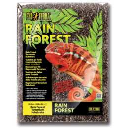 EXOTERRA Nährboden Rain Forest (Mehrfarbig)
