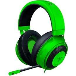 RAZER Kraken Green Gaming Headset (On-Ear, Grün)