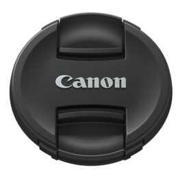 CANON E-67II Objektivdeckel, 67 mm, Schwarz