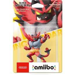 NINTENDO amiibo Super Smash Bros. - Fuegro Figuren