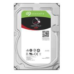 SEAGATE IronWolf 6 TB HDD SATA 6Gb/s