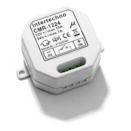 INTERTECHNO Interrupteur intégré marche/arrêt