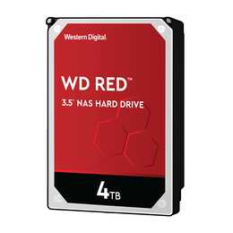 WD Red (SATA-III, 4 TB)